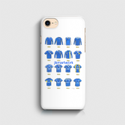 cardiff city shirts   3D Phone case
